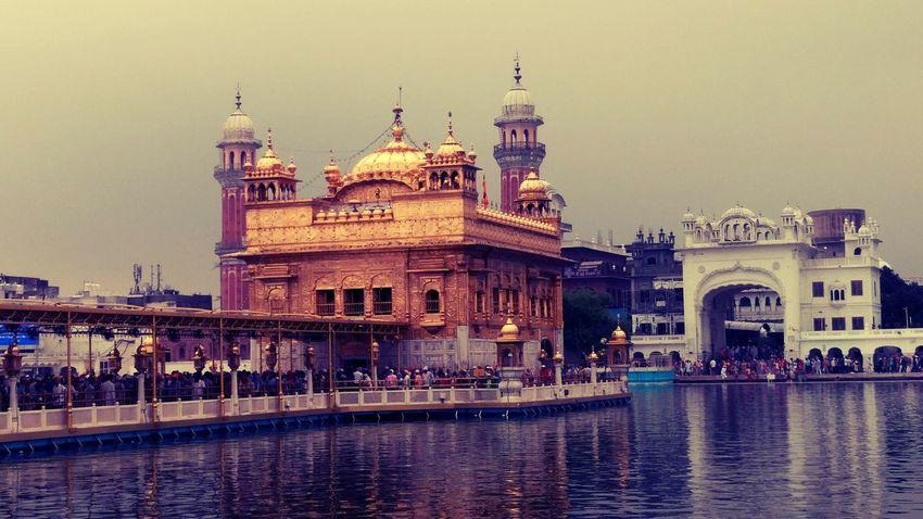Waheguruji Satnamwaheguru Goldentemple@AmritsarPunjab