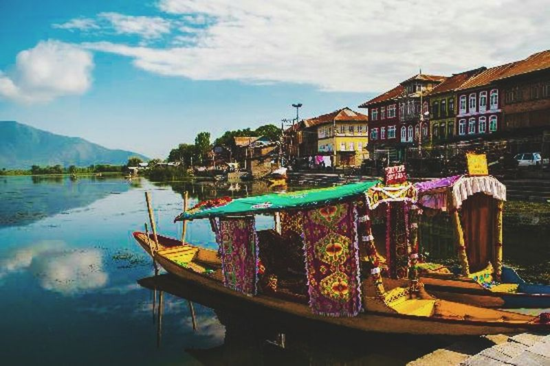 Reflected Glory Reflection Heaven On Earth It Is.. Kashmir EyeEm Nature Lover Eye4photography  EyeEm Best Shots