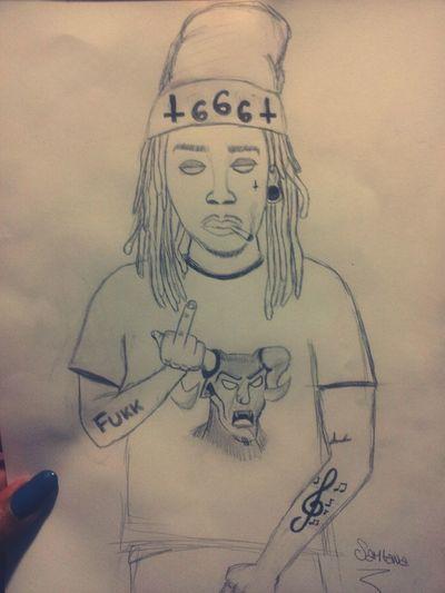 High Nigga Draw