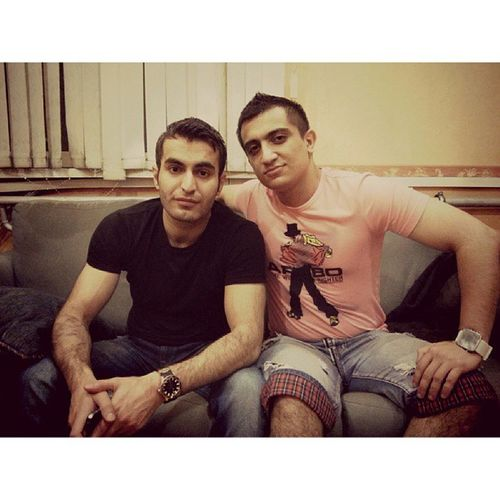 Я с братом @elviniii