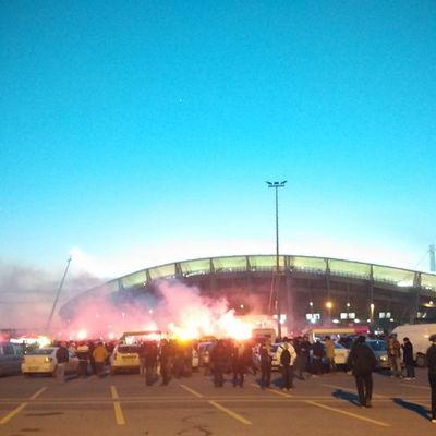 Besiktas Olimpiyat  UEFA ÇARŞI
