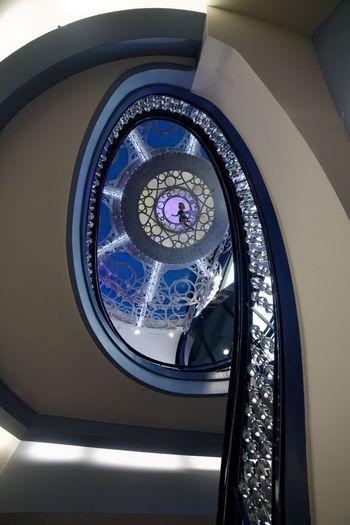 Disneystore Champs-Élysées  Staircase