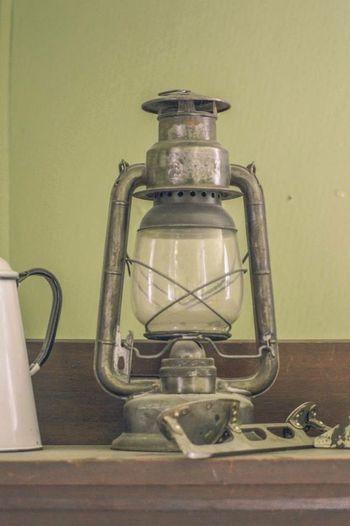 Pioneer Antique Lantern