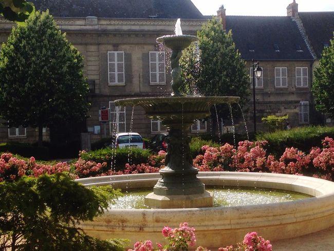 Cityscapes Fountain