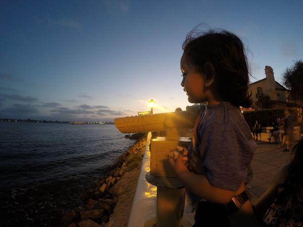 Seasidevillage Sandiego Goprohero4silver Goprohero4 Gopro Photography Sunset Oriondemetri Son Love