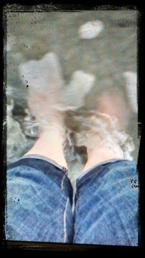 From My Point Of View Standing in the wave! Walking On The Beach Life Is A Beach Water_collection