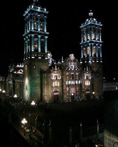 Catedral Ciudaddepuebla Mexico Mx  Puebla PueblaMX Pueblamexico Conociendomexico