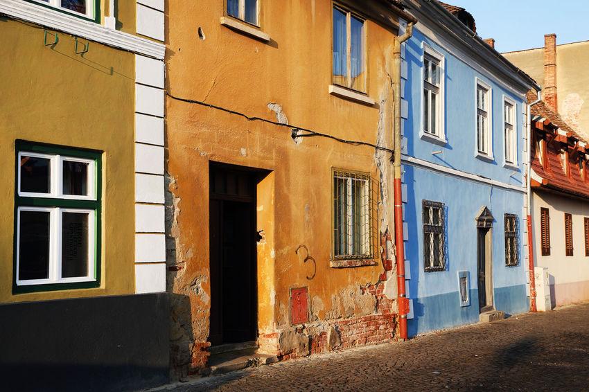 Architectural Detail Architecture Colours Day Europe Europe Trip Hermannstadt Landmark Outdoors Romania Sibiu Sibiu, Romania Tourism Touristic Destination Transylvania