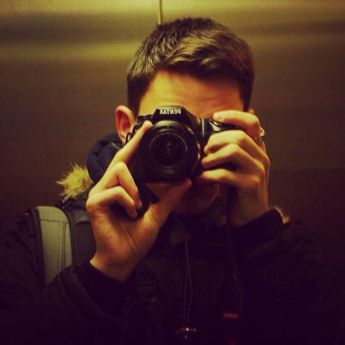 себяшка лифт фото пентакс 40D 52мм приоритет чувствительности Follow Me 😊