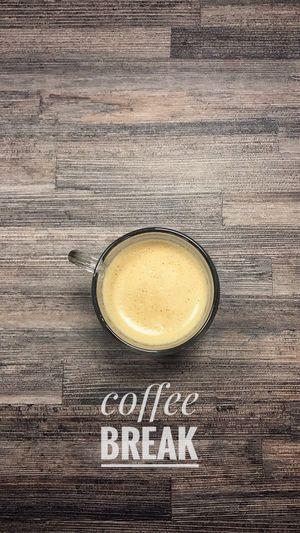 Coffee Work Wood Mood