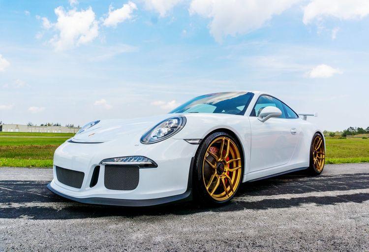 Porsche Porsche 911 991 Porsche GT3