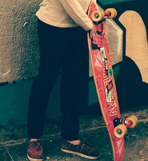 Longboard Skateday