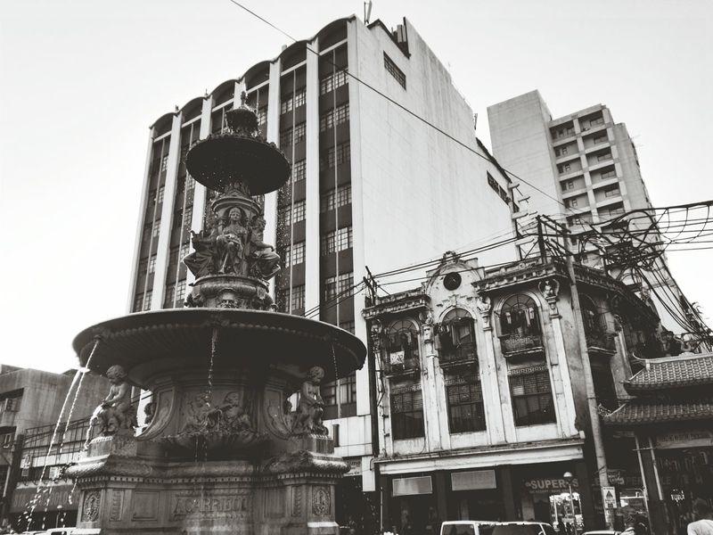 Fountain Quiapo Manila