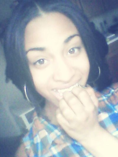 At Home Brown Eyes Am I Cute Yet? #cute #smile #chilling #2013 #lightskin #taken