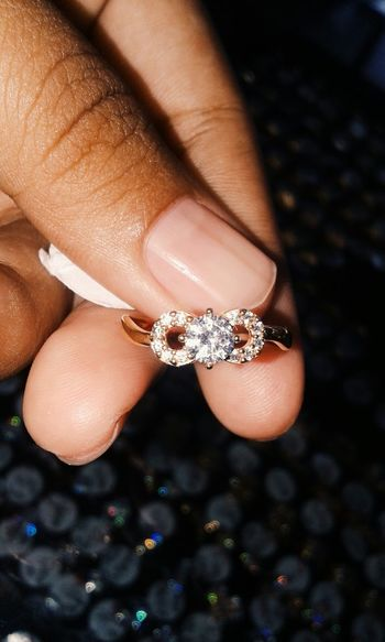 Ring on hand ❤ Likeforlike Follow EyeEm Ring
