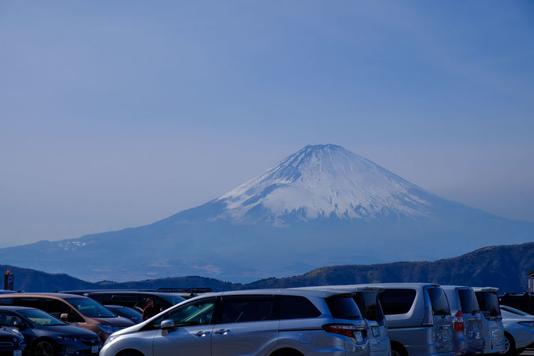 FUJIFILM X-T2 Fujisan Japan Japan Photography Mt. Fuji Mt.Fuji Beauty In Nature Car Fujifilm Fujifilm_xseries Fujiyama Mode Of Transportation Motor Vehicle Mountain Mountain Peak Mountain Range Nature Scenics - Nature Sky Snow Snowcapped Mountain Travel Volcano X-t2 富士山