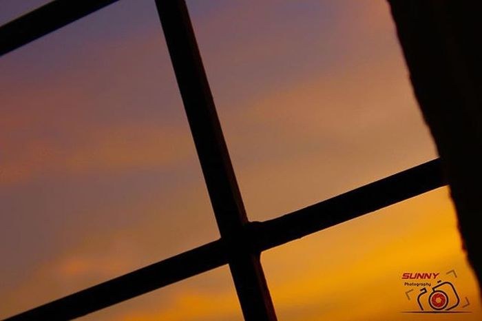 Early Morning 5:30 Sun Rise Accidentally Shot Canon Sunny_Frames
