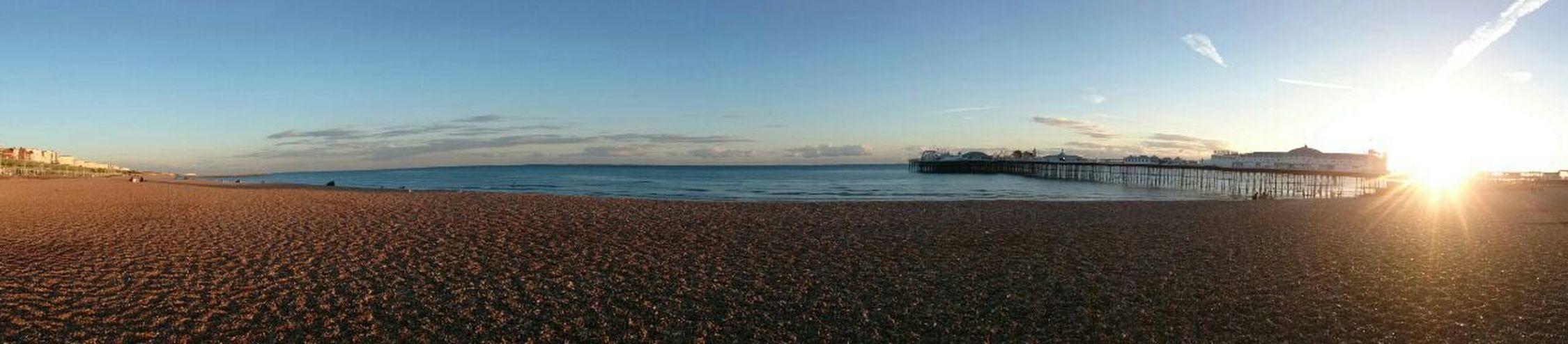 Brighton Pier Beach Strand Missit #wantback #loveit ! ????