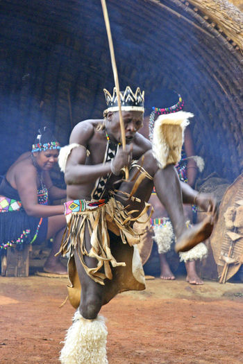 Zulu village - Land of a Thousand Hills -nr Durban, South Africa People Men Statue Day Outdoors Sculpture Young Adult Full Length Zulu Nation Durban South Africa Human Representation Land Of A Thousand Hills Zulu Dancers Zulu Warriors Zulu Village Colour Your Horizn This Is Aging Adventures In The City My Best Travel Photo