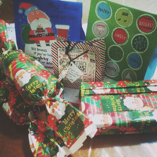 Christmas Presents  Christmasseason Christmas Joyofgiving