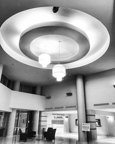 Vintage decor Ceiling Design Lights Light And Shadow Art Deco Monochrome Photography Indoors  Ceiling Architecture Built Structure No People Illuminated Day