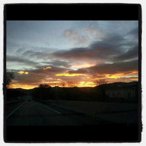 Sun Sky Ciel Sky_collection Byme Coucher De Soleil