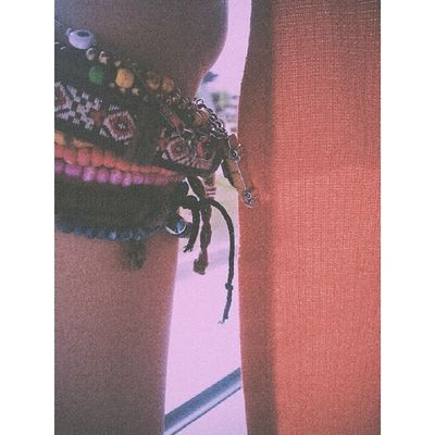 Accessory. Accessory Arm Wristband Colours vsco vscocam photogrid art orange bus travel kamilkoç
