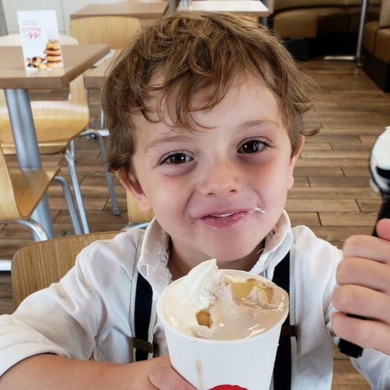 Child Ice Cream