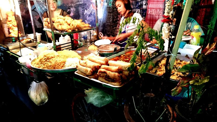 Streetfood Thailand Bangkok Travel Backpacking BackpackersMemories Backpackerlife Backpacker Photography Taking Photos Khoasanroad Food <3