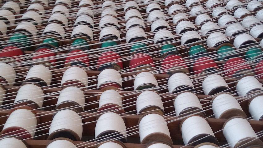 Hilos Textile Textile Factory Textile Production Textile Machinery Textile Industry Textile Museum Yarn Production