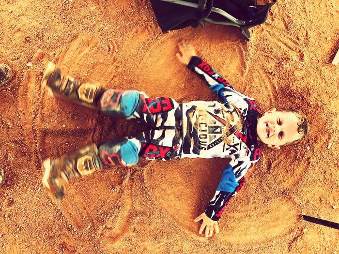 Dirt Angel, Rider, Motorcross, Kids, Active, Outdoor Fun