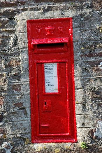 old mailbox set