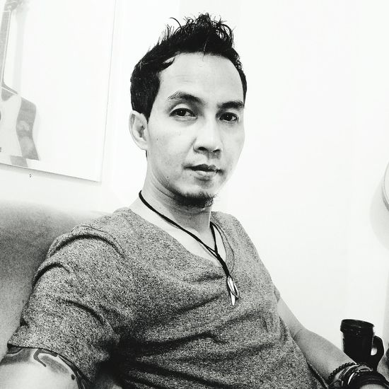 Portrait Looking At Camera One Person Only Men One Man Only Real People Adults Only People Adult Men Young Adult Day No People Jakartacity  Jakarta, Indonesia Young Women First Eyeem Photo Casual Clothing Males  Close-up Hotties Hot Man