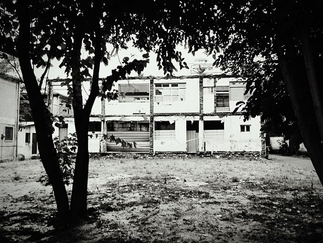 People can disappear. House can disappear. Building also can disappear. But memory always on my mind. OpenEdit Kids Old Buildings Old Building Old Memory Memory Sad In My Heart