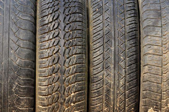Tyres Grip Rubber Tread Tyre Tyres