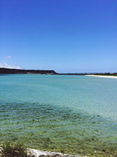 Okinawa Blue