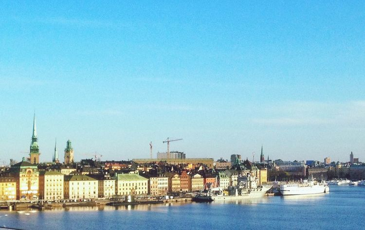 Early Morning Hello World Eye4photography  Stockholm, Sweden Stockholm I Mitt Hjärta Old Town My Hometown Springtime Stockholm at it's best! 😍Early saturday morning and Stockholm with all it's beauty just fill my heart with joy 😀. I'am never leaving my hometown! ❤️