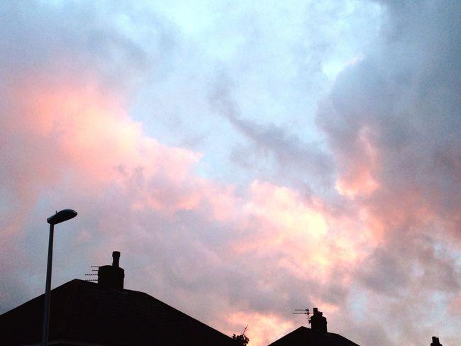 Hot Cloud - Sky Skyporn Red Sky