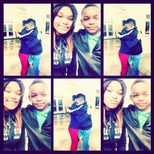 AFTER CHURCH WITH MY BEST FRIEND VANCE ♡☆♡☆♡☆♡