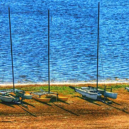 Lake Charles Louisiana Taking Photos Boats