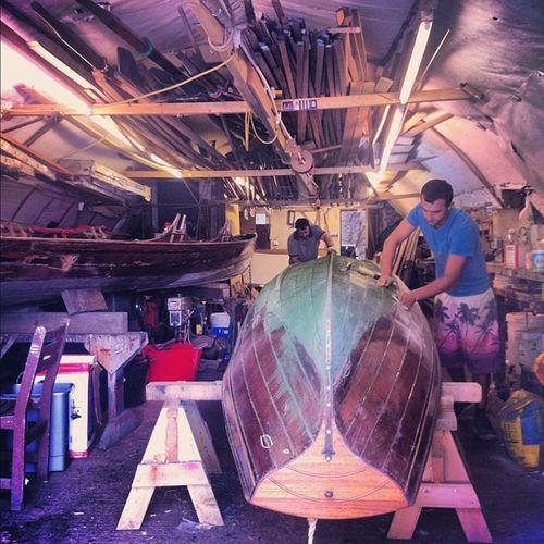 Stripping It Down Richmond Hardwork Stripping Boat Coolshorts