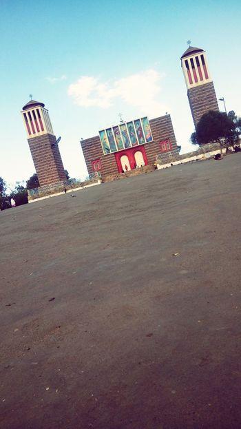 Eritrea 🎈👻 Eri Tewahdo Orthodox Nda Mariam Asmera Love Italian Architecture Italian