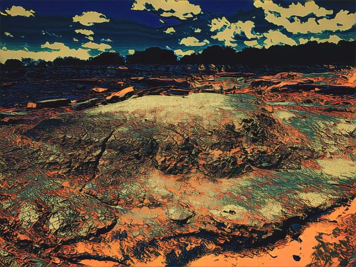 No People Outdoors Day Rock - Object Beauty In Nature Scenics Close-up Nature Sky Clouds Naturetellsstories Can You See It? Fossils are Everywhere Frozen In Time by Magma from Mother Nature Earth . What a Magical moment I get to share, Giant FOSSILS everywhere. Do You See What I See? Zoom In to see Natures Gift for all to see! Artbyart Texas The Great Outdoors - 2017 EyeEm Awards