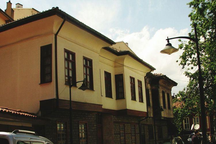 Isparta Bediüzzaman Said Nursi'nin evi. Ispartabediüzzaman