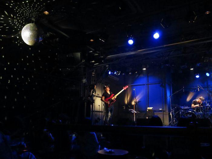 "Kenji ""JINO"" HINO Music Live Musiclive Bass Bassist Enjoying Life Discoball"