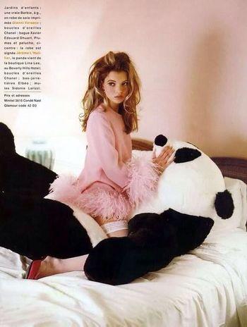 Cuddle Girl Girly Rosy Teddy Bears