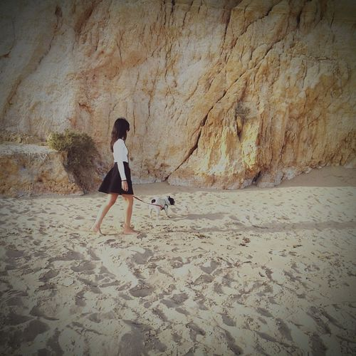 Dog Sand Dog Love Doglife DogLife❤️🐶 Doglifestyle Beach Nature