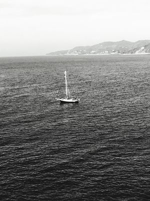 Nature Scenics Beauty In Nature Mountain Tranquility Nautical Vessel Sailing Sailboat First Eyeem Photo