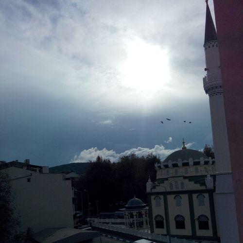 Bulut☁ Kuşlaruçuyor Kış Güneşi Yağmur