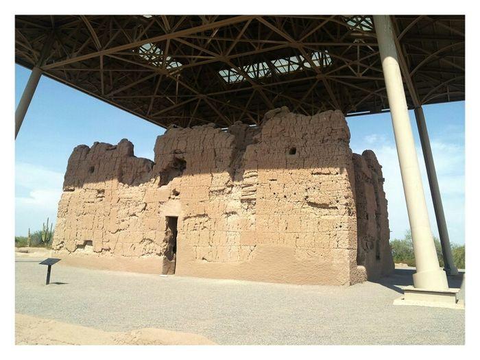 Roadtrip Ancient Town Arizona Historic Site
